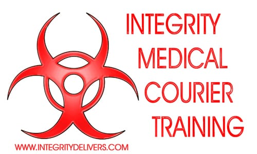 Integrity Medical Courier Training logo